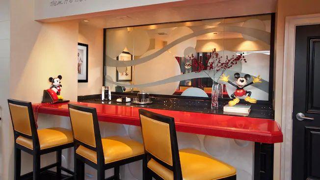 ミッキーマウスペントハウス(2ベッドルーム)